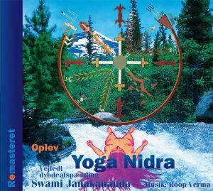 Oplev Yoga Nidra CD - med Swami Janakananda - Dansk