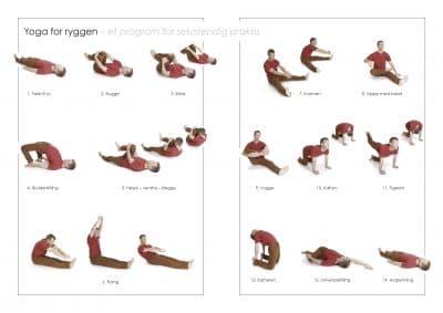 Rygg yoga PDF