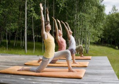 Yoga ute